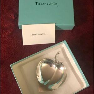 VINTAGE Tiffany & Co. Leaf Dish